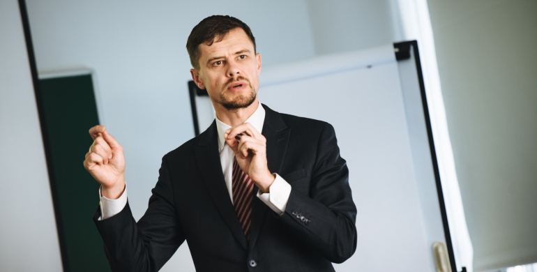 Executive course in Law Firm Management, Leadership and